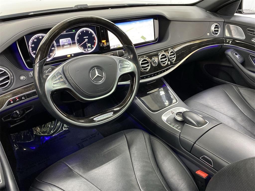 Used 2014 Mercedes-Benz S-Class S 550 for sale Sold at Gravity Autos Marietta in Marietta GA 30060 42