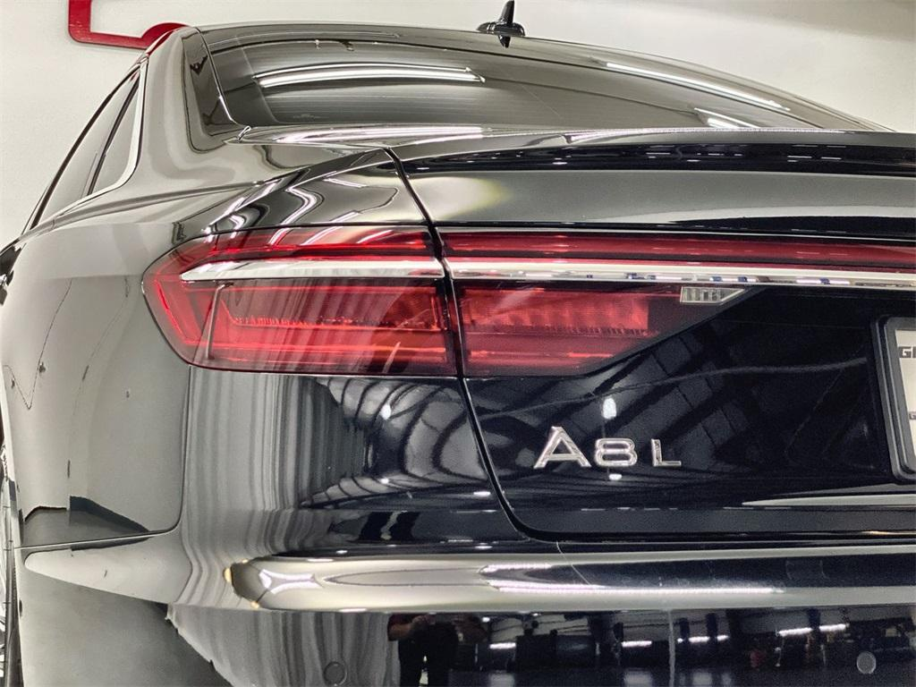 Used 2019 Audi A8 L 55 for sale $68,888 at Gravity Autos Marietta in Marietta GA 30060 11
