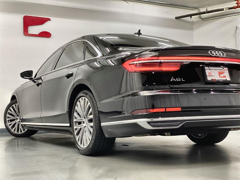 Used 2019 Audi A8 L 55 for sale $68,888 at Gravity Autos Marietta in Marietta GA 30060 13