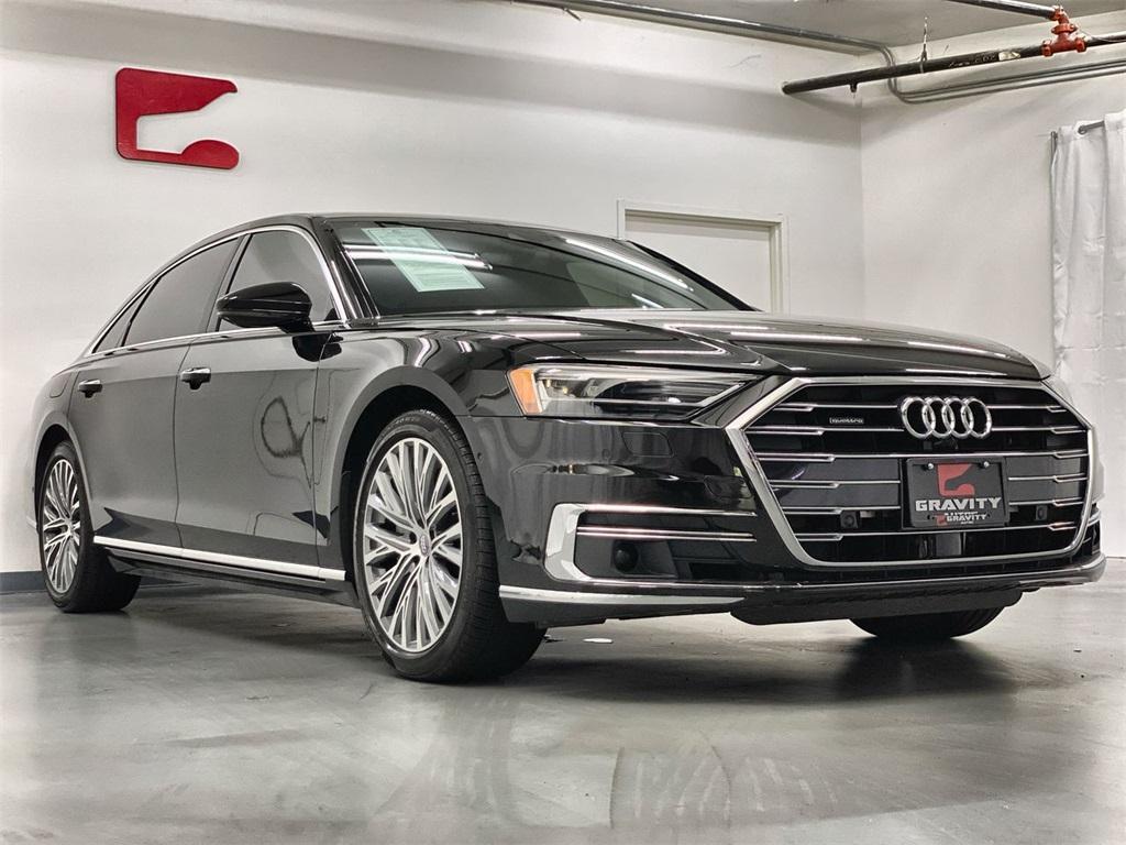 Used 2019 Audi A8 L 55 for sale $68,888 at Gravity Autos Marietta in Marietta GA 30060 2