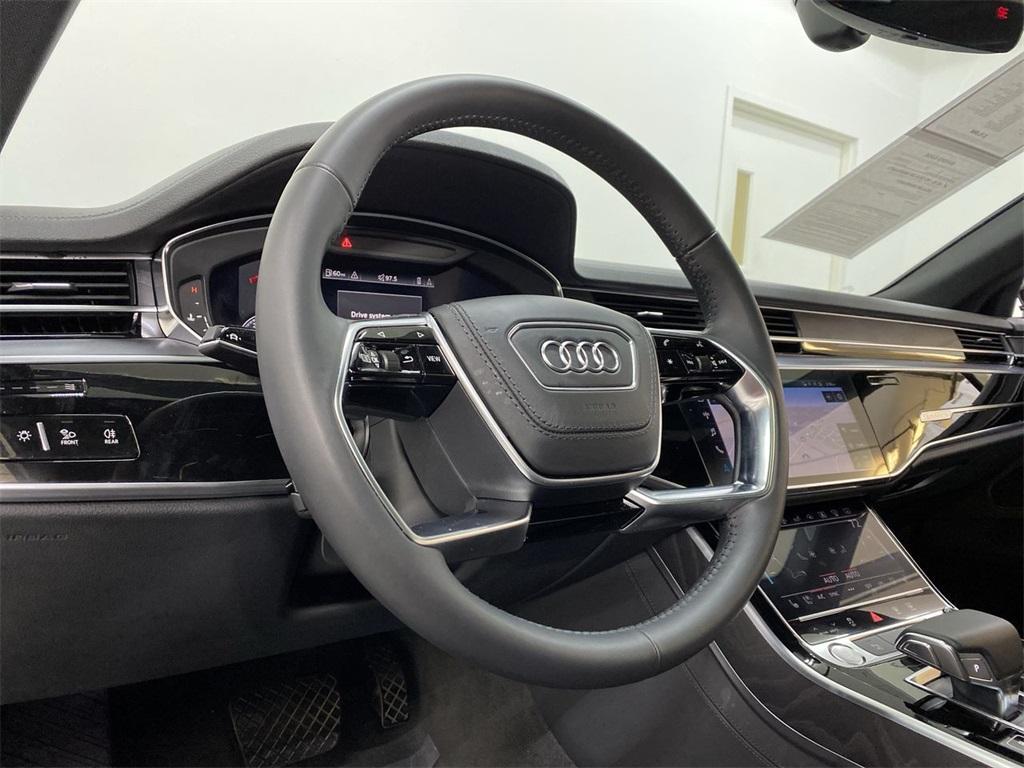 Used 2019 Audi A8 L 55 for sale $68,888 at Gravity Autos Marietta in Marietta GA 30060 24