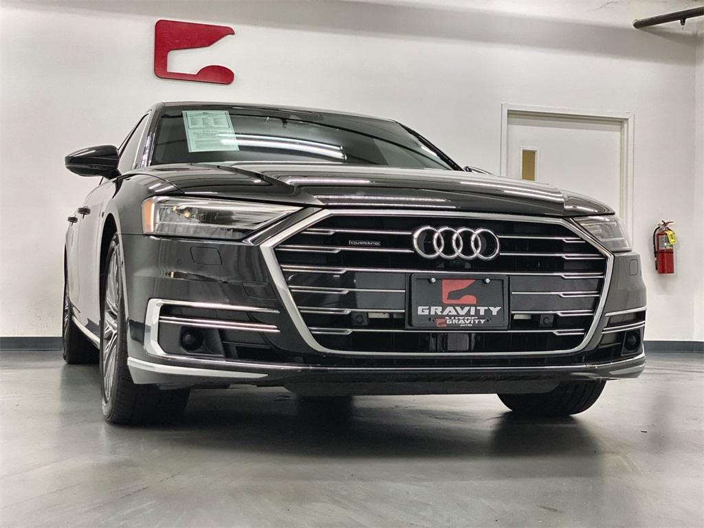 Used 2019 Audi A8 L 55 for sale $68,888 at Gravity Autos Marietta in Marietta GA 30060 3