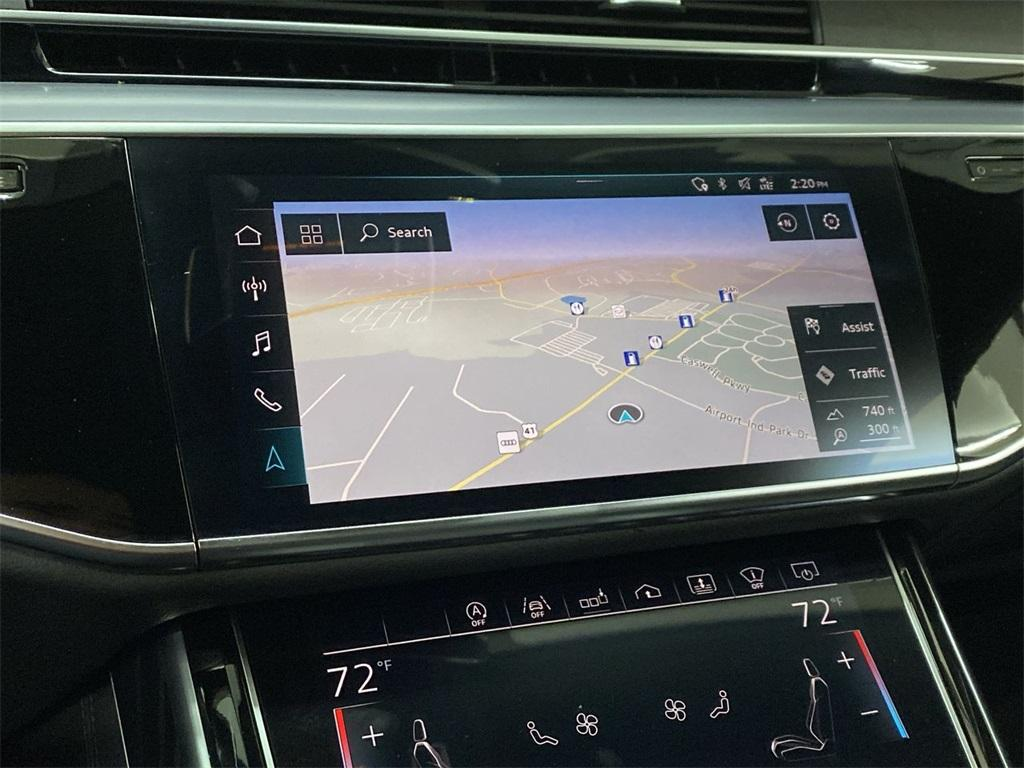 Used 2019 Audi A8 L 55 for sale $68,888 at Gravity Autos Marietta in Marietta GA 30060 33