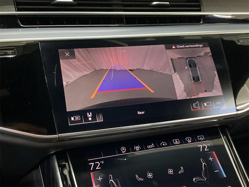 Used 2019 Audi A8 L 55 for sale $68,888 at Gravity Autos Marietta in Marietta GA 30060 34