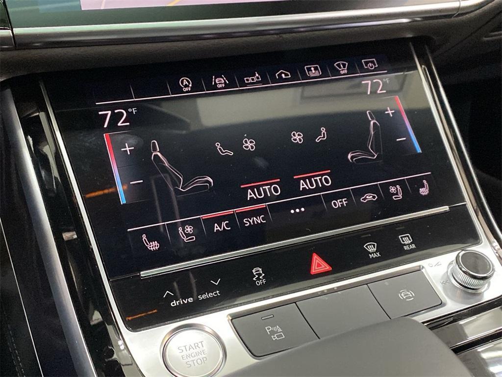 Used 2019 Audi A8 L 55 for sale $68,888 at Gravity Autos Marietta in Marietta GA 30060 36
