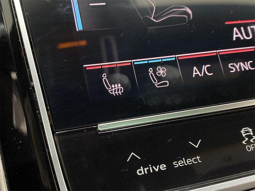 Used 2019 Audi A8 L 55 for sale $68,888 at Gravity Autos Marietta in Marietta GA 30060 37