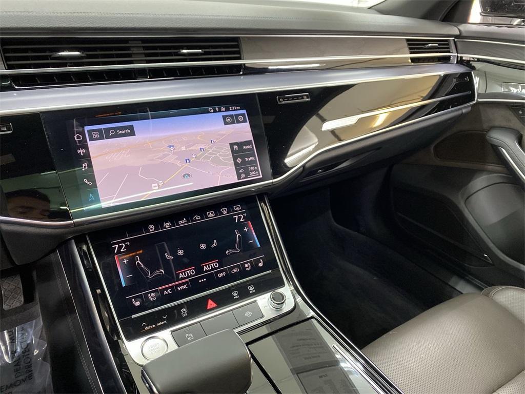 Used 2019 Audi A8 L 55 for sale $68,888 at Gravity Autos Marietta in Marietta GA 30060 40