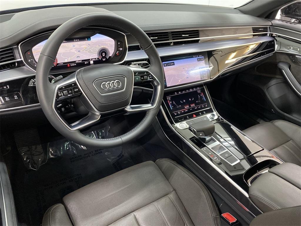 Used 2019 Audi A8 L 55 for sale $68,888 at Gravity Autos Marietta in Marietta GA 30060 42