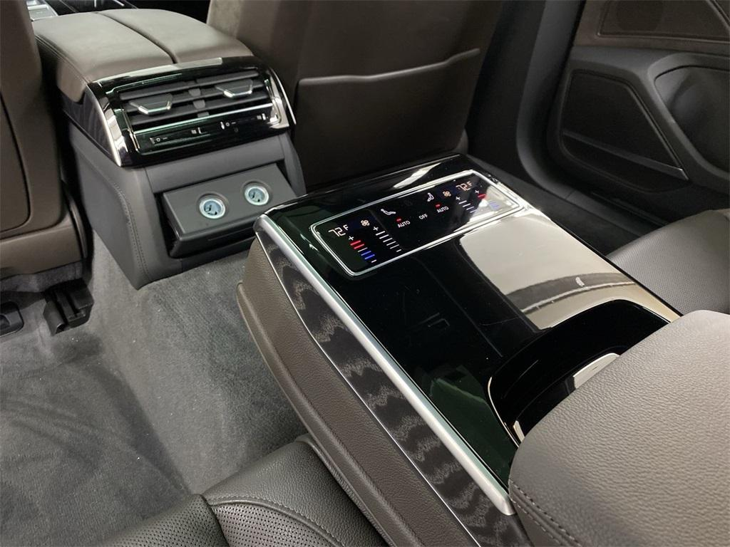 Used 2019 Audi A8 L 55 for sale $68,888 at Gravity Autos Marietta in Marietta GA 30060 44