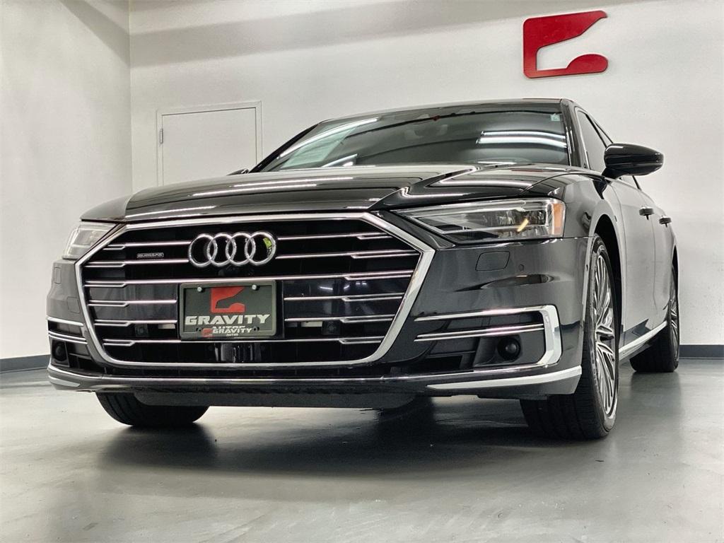 Used 2019 Audi A8 L 55 for sale $68,888 at Gravity Autos Marietta in Marietta GA 30060 5