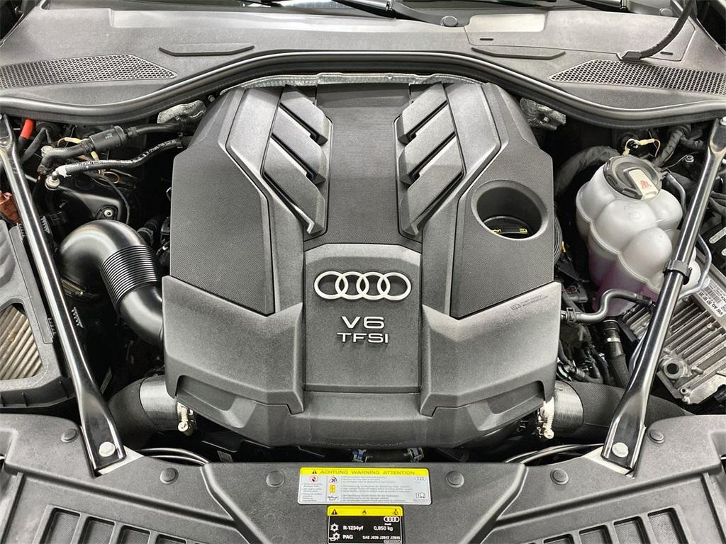 Used 2019 Audi A8 L 55 for sale $68,888 at Gravity Autos Marietta in Marietta GA 30060 50