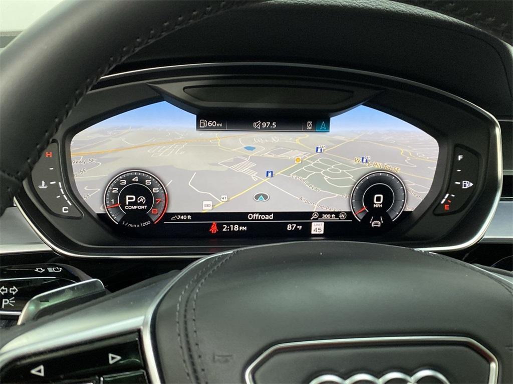 Used 2019 Audi A8 L 55 for sale $68,888 at Gravity Autos Marietta in Marietta GA 30060 52