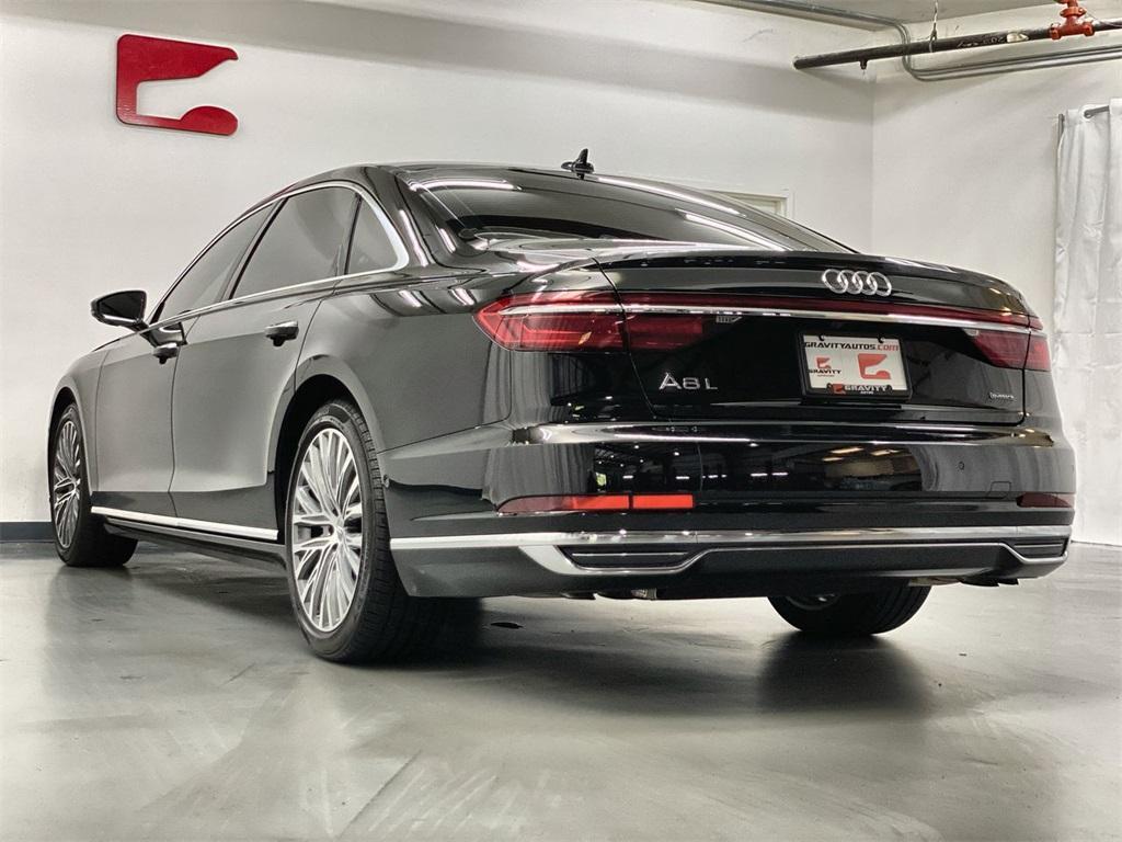 Used 2019 Audi A8 L 55 for sale $68,888 at Gravity Autos Marietta in Marietta GA 30060 7