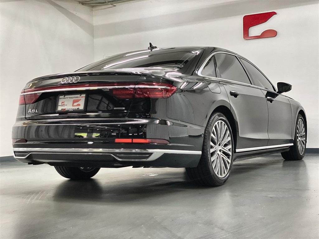 Used 2019 Audi A8 L 55 for sale $68,888 at Gravity Autos Marietta in Marietta GA 30060 9