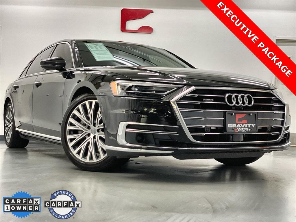 Used 2019 Audi A8 L 55 for sale $68,888 at Gravity Autos Marietta in Marietta GA 30060 1