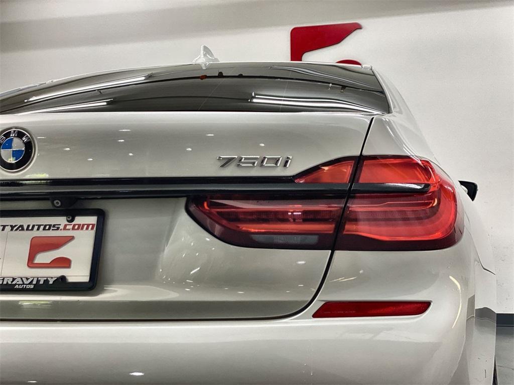 Used 2017 BMW 7 Series 750i for sale $43,888 at Gravity Autos Marietta in Marietta GA 30060 11