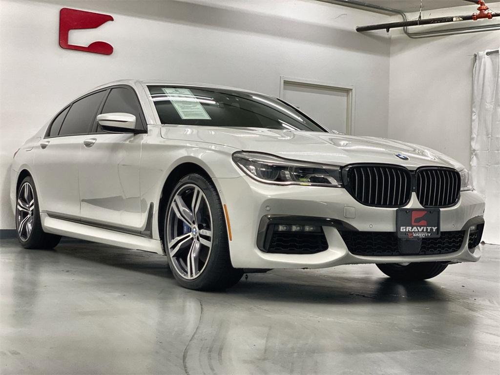 Used 2017 BMW 7 Series 750i for sale $43,888 at Gravity Autos Marietta in Marietta GA 30060 2