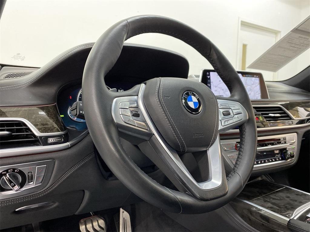 Used 2017 BMW 7 Series 750i for sale $43,888 at Gravity Autos Marietta in Marietta GA 30060 24