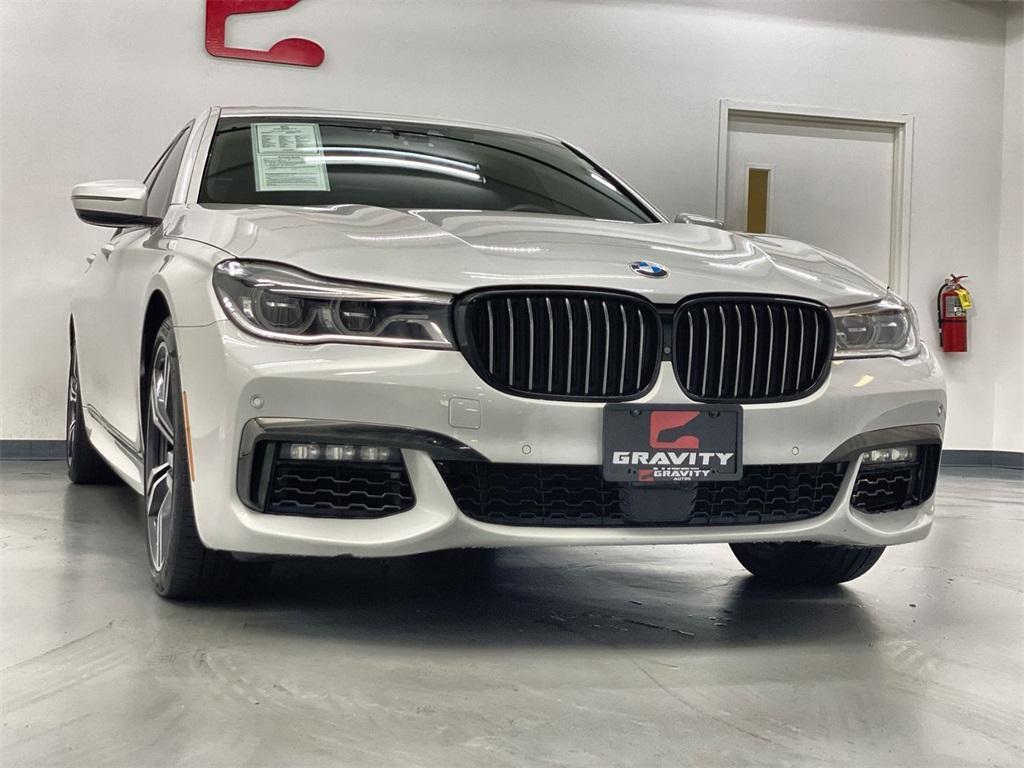 Used 2017 BMW 7 Series 750i for sale $43,888 at Gravity Autos Marietta in Marietta GA 30060 3