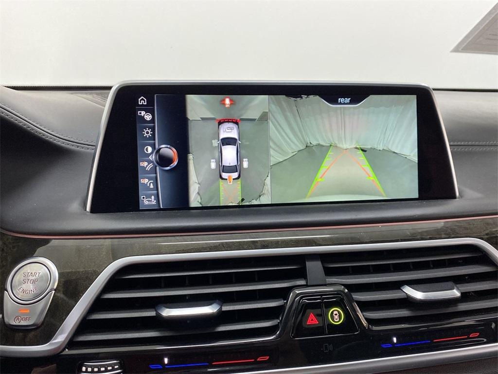 Used 2017 BMW 7 Series 750i for sale $43,888 at Gravity Autos Marietta in Marietta GA 30060 34