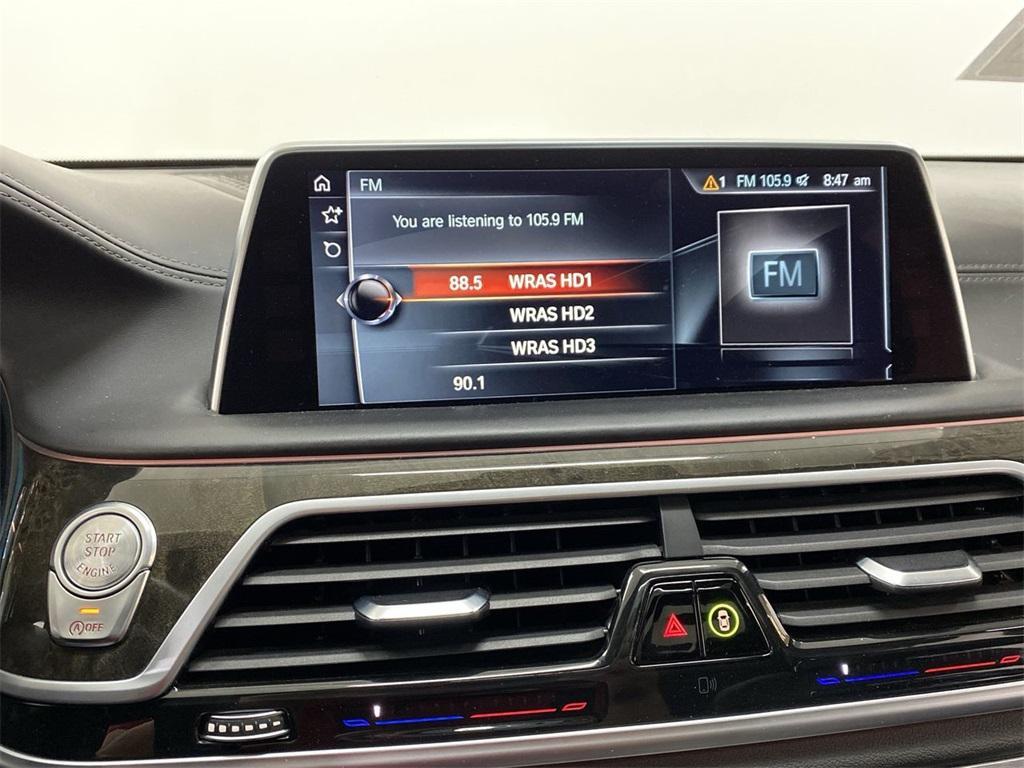 Used 2017 BMW 7 Series 750i for sale $43,888 at Gravity Autos Marietta in Marietta GA 30060 35