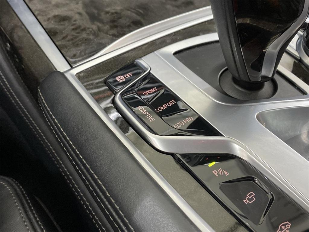 Used 2017 BMW 7 Series 750i for sale $43,888 at Gravity Autos Marietta in Marietta GA 30060 40