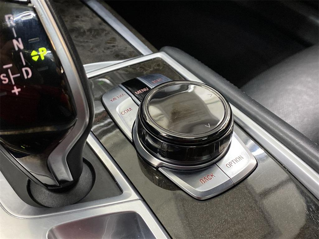 Used 2017 BMW 7 Series 750i for sale $43,888 at Gravity Autos Marietta in Marietta GA 30060 41