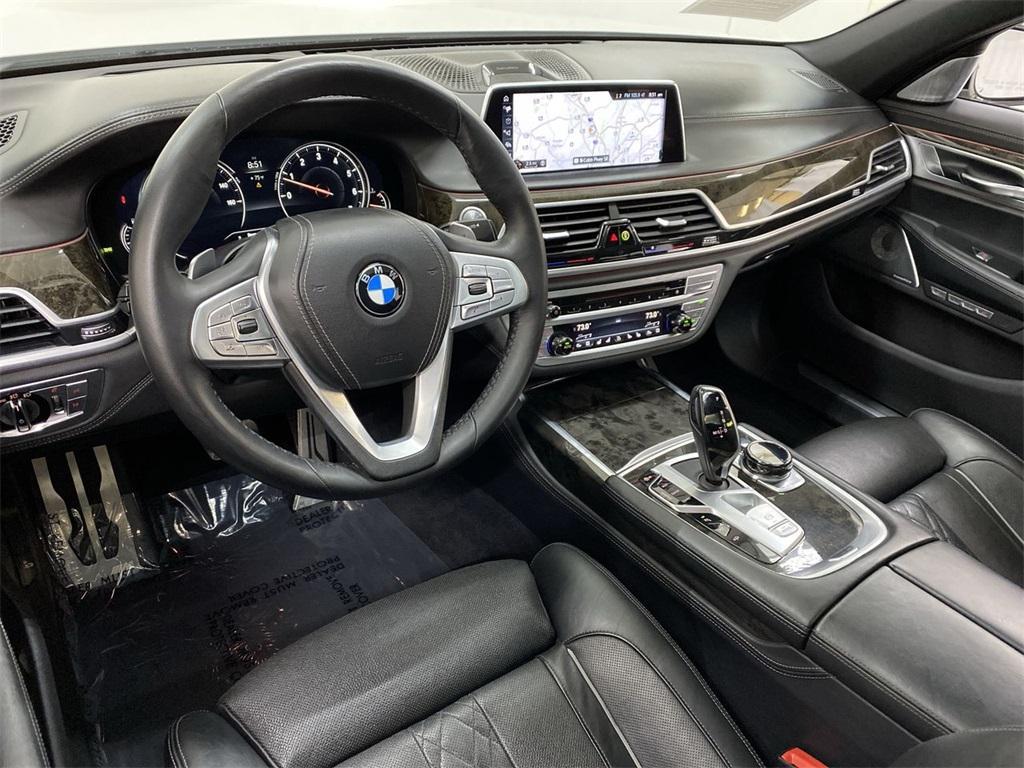 Used 2017 BMW 7 Series 750i for sale $43,888 at Gravity Autos Marietta in Marietta GA 30060 43