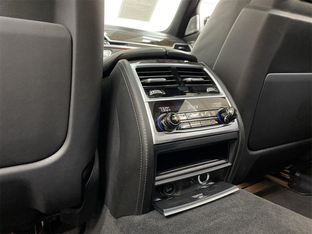 Used 2017 BMW 7 Series 750i for sale $43,888 at Gravity Autos Marietta in Marietta GA 30060 45