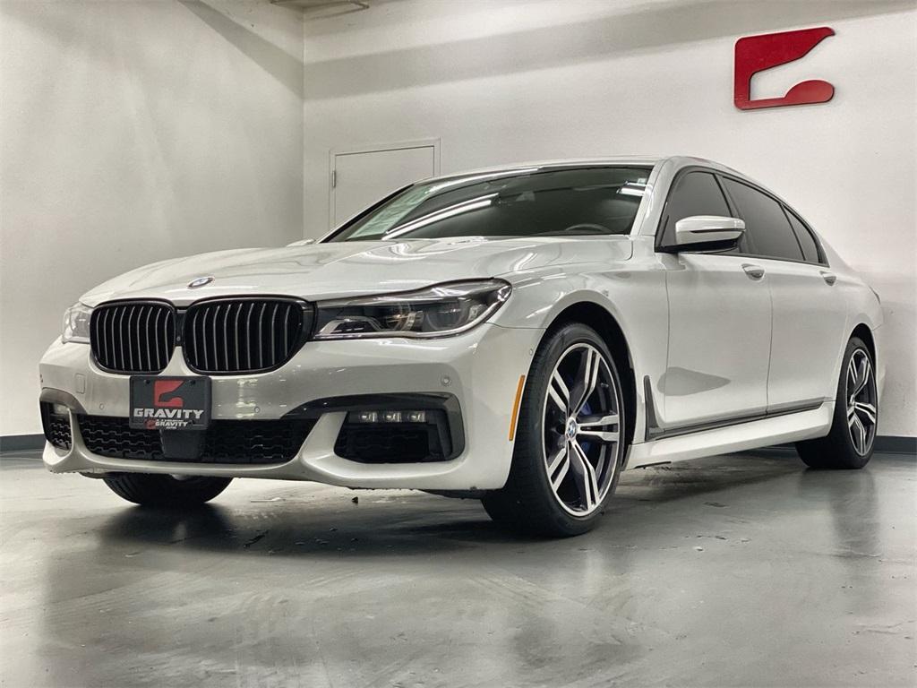 Used 2017 BMW 7 Series 750i for sale $43,888 at Gravity Autos Marietta in Marietta GA 30060 6