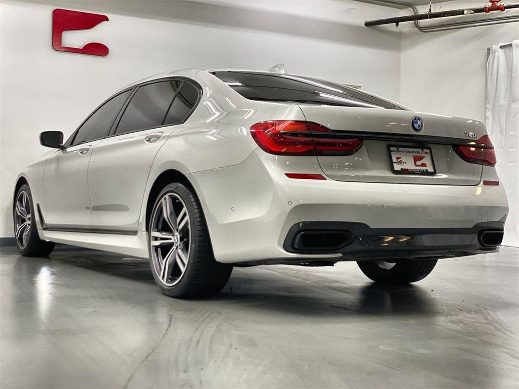 Used 2017 BMW 7 Series 750i for sale $43,888 at Gravity Autos Marietta in Marietta GA 30060 7
