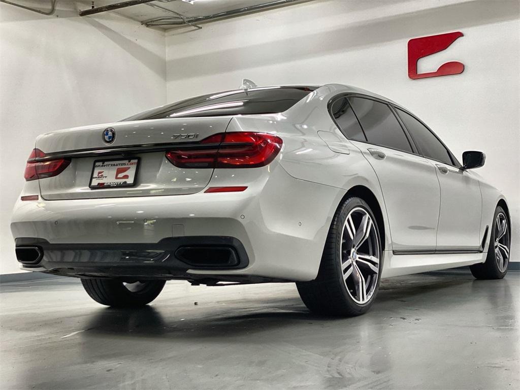Used 2017 BMW 7 Series 750i for sale $43,888 at Gravity Autos Marietta in Marietta GA 30060 9