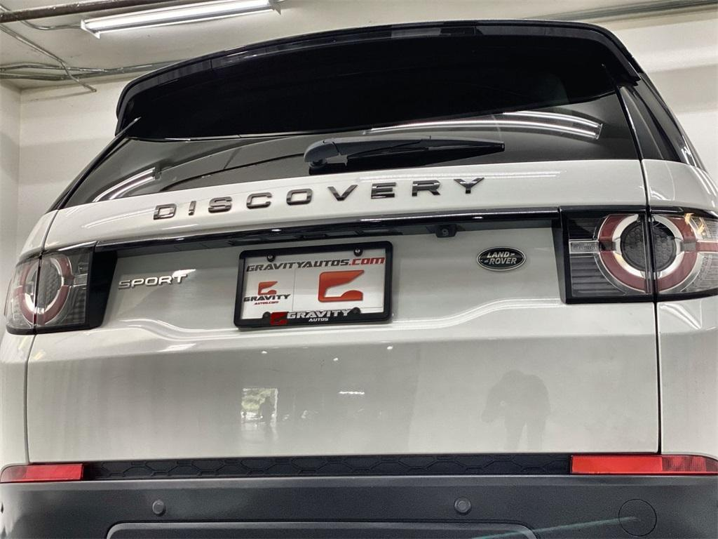 Used 2016 Land Rover Discovery Sport SE for sale Sold at Gravity Autos Marietta in Marietta GA 30060 12