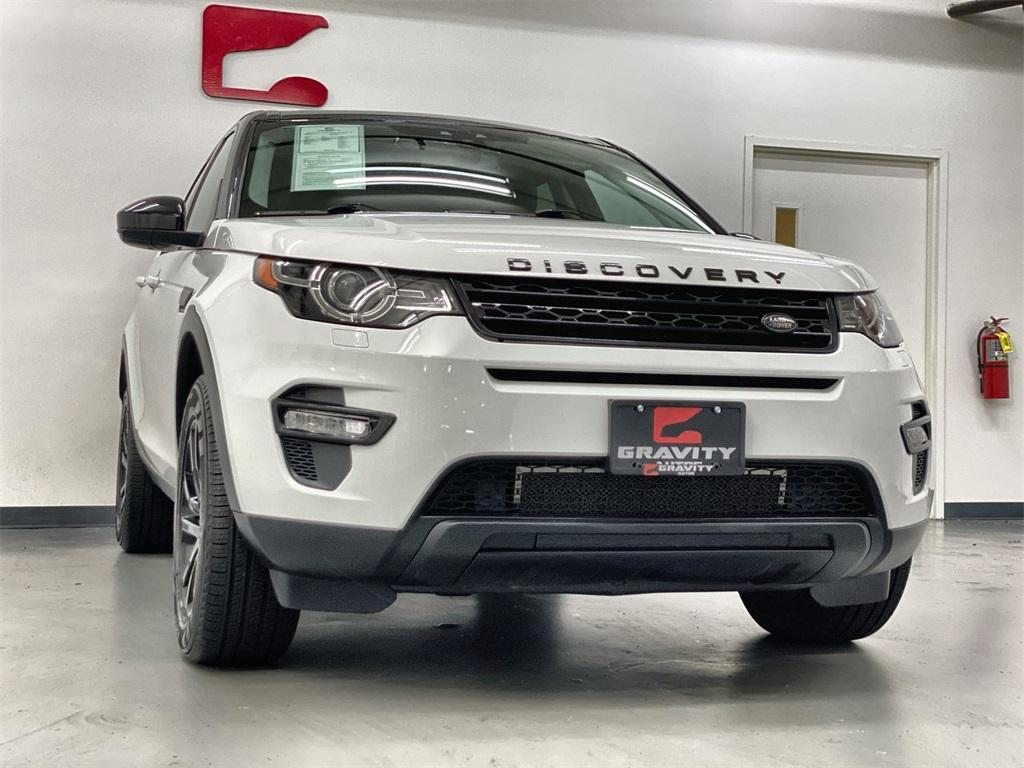 Used 2016 Land Rover Discovery Sport SE for sale Sold at Gravity Autos Marietta in Marietta GA 30060 3
