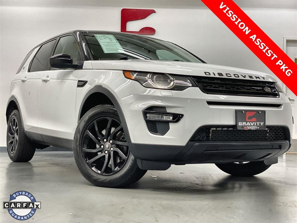 Used 2016 Land Rover Discovery Sport SE for sale Sold at Gravity Autos Marietta in Marietta GA 30060 1
