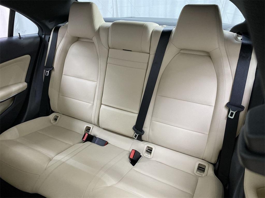 Used 2018 Mercedes-Benz CLA CLA 250 for sale Sold at Gravity Autos Marietta in Marietta GA 30060 39