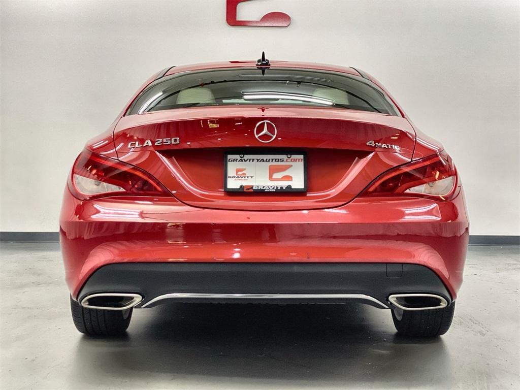 Used 2018 Mercedes-Benz CLA CLA 250 for sale Sold at Gravity Autos Marietta in Marietta GA 30060 8