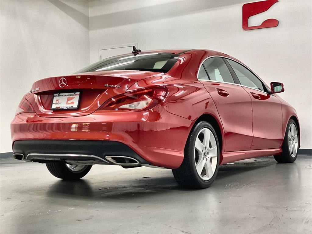 Used 2018 Mercedes-Benz CLA CLA 250 for sale Sold at Gravity Autos Marietta in Marietta GA 30060 9