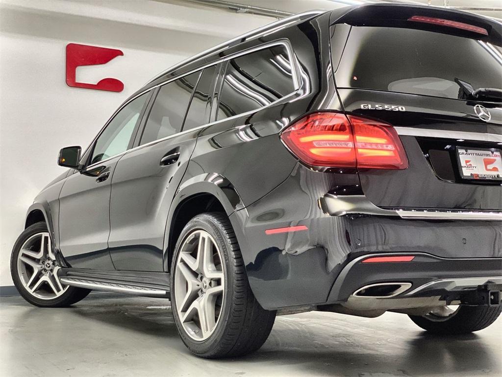 Used 2018 Mercedes-Benz GLS GLS 550 for sale $60,888 at Gravity Autos Marietta in Marietta GA 30060 13
