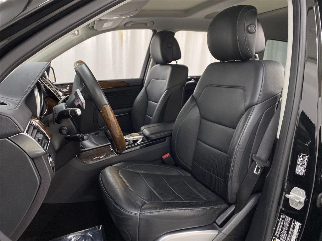 Used 2018 Mercedes-Benz GLS GLS 550 for sale $60,888 at Gravity Autos Marietta in Marietta GA 30060 17