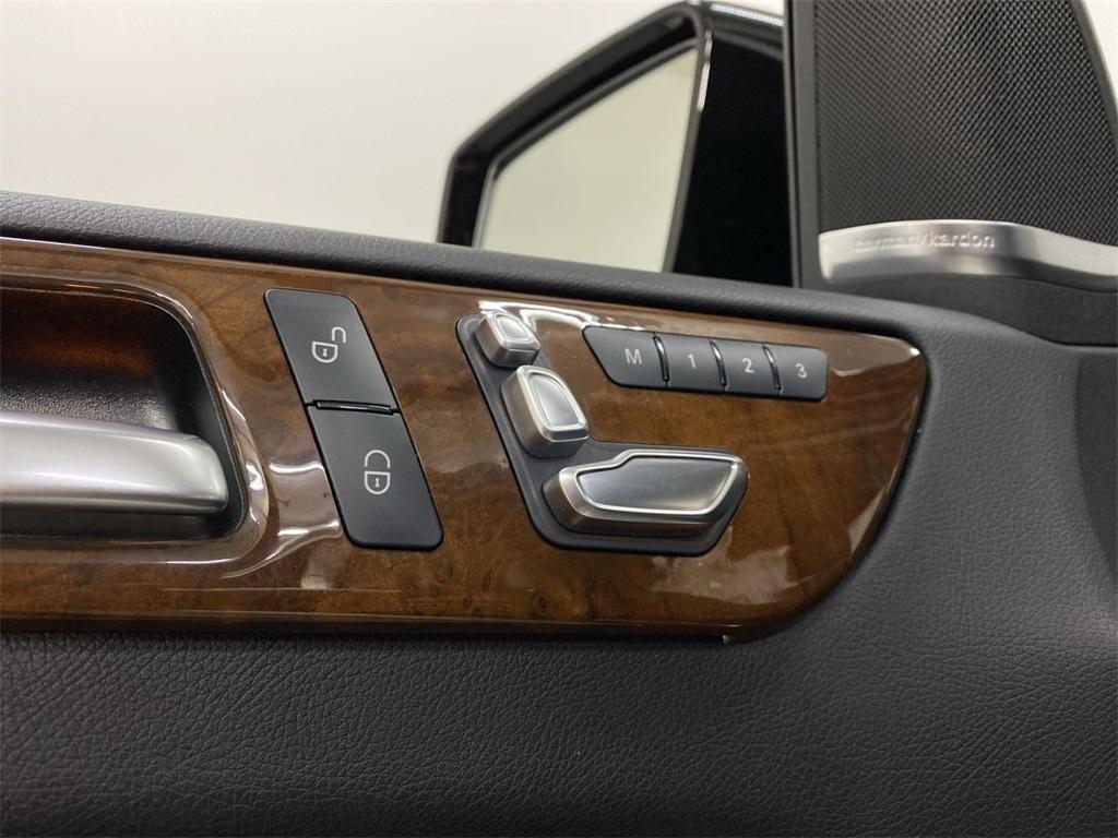 Used 2018 Mercedes-Benz GLS GLS 550 for sale $60,888 at Gravity Autos Marietta in Marietta GA 30060 18