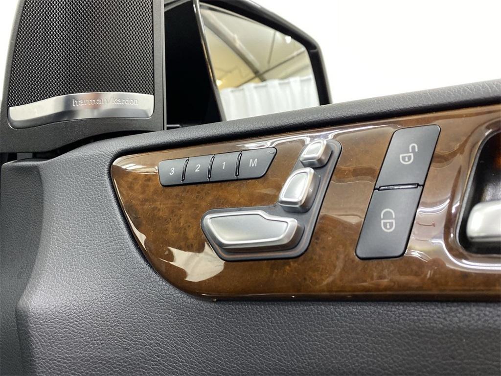 Used 2018 Mercedes-Benz GLS GLS 550 for sale $60,888 at Gravity Autos Marietta in Marietta GA 30060 20