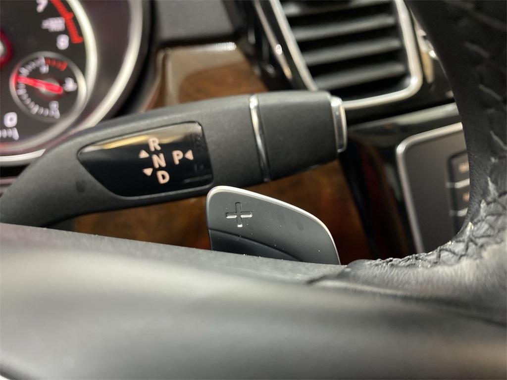 Used 2018 Mercedes-Benz GLS GLS 550 for sale $60,888 at Gravity Autos Marietta in Marietta GA 30060 25