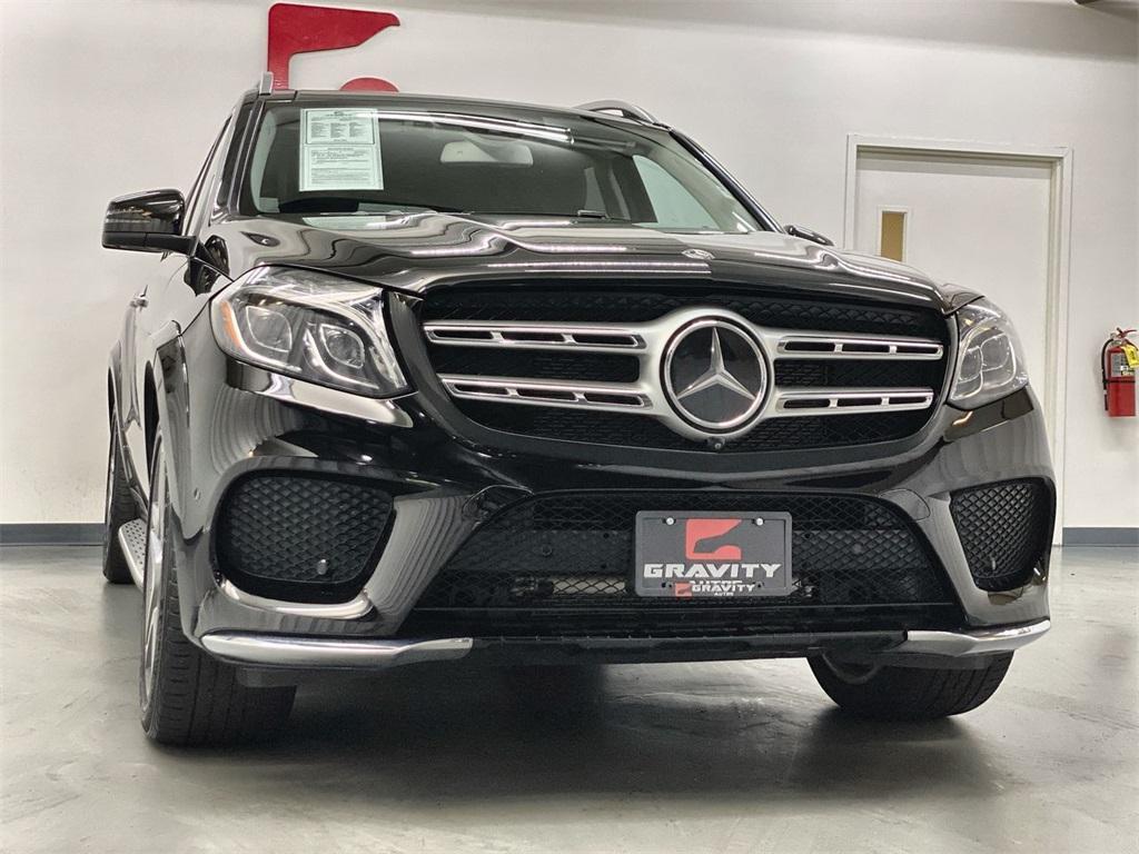 Used 2018 Mercedes-Benz GLS GLS 550 for sale $60,888 at Gravity Autos Marietta in Marietta GA 30060 3