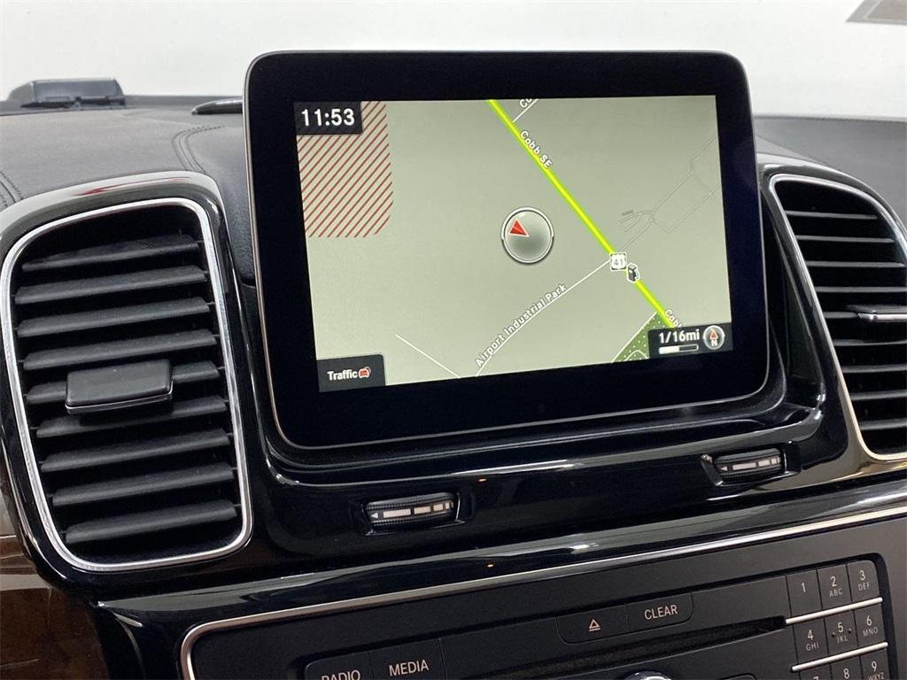 Used 2018 Mercedes-Benz GLS GLS 550 for sale $60,888 at Gravity Autos Marietta in Marietta GA 30060 32