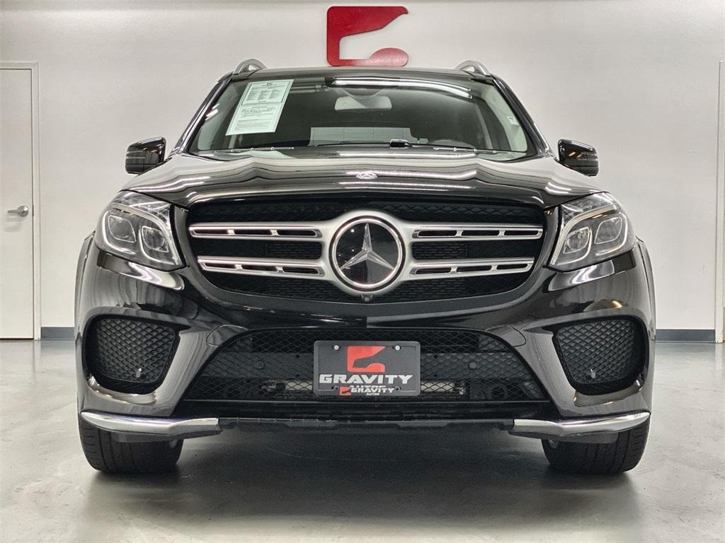 Used 2018 Mercedes-Benz GLS GLS 550 for sale $60,888 at Gravity Autos Marietta in Marietta GA 30060 4