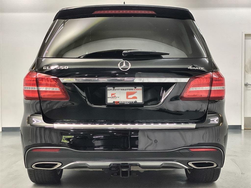 Used 2018 Mercedes-Benz GLS GLS 550 for sale $60,888 at Gravity Autos Marietta in Marietta GA 30060 8