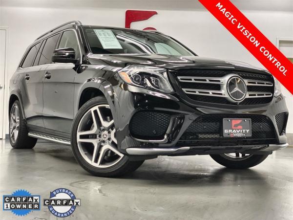 Used 2018 Mercedes-Benz GLS GLS 550 for sale $60,444 at Gravity Autos Marietta in Marietta GA