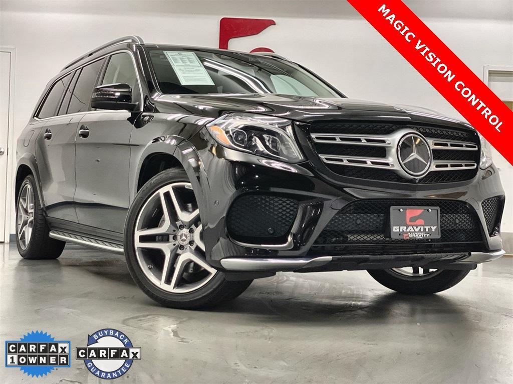 Used 2018 Mercedes-Benz GLS GLS 550 for sale $60,888 at Gravity Autos Marietta in Marietta GA 30060 1