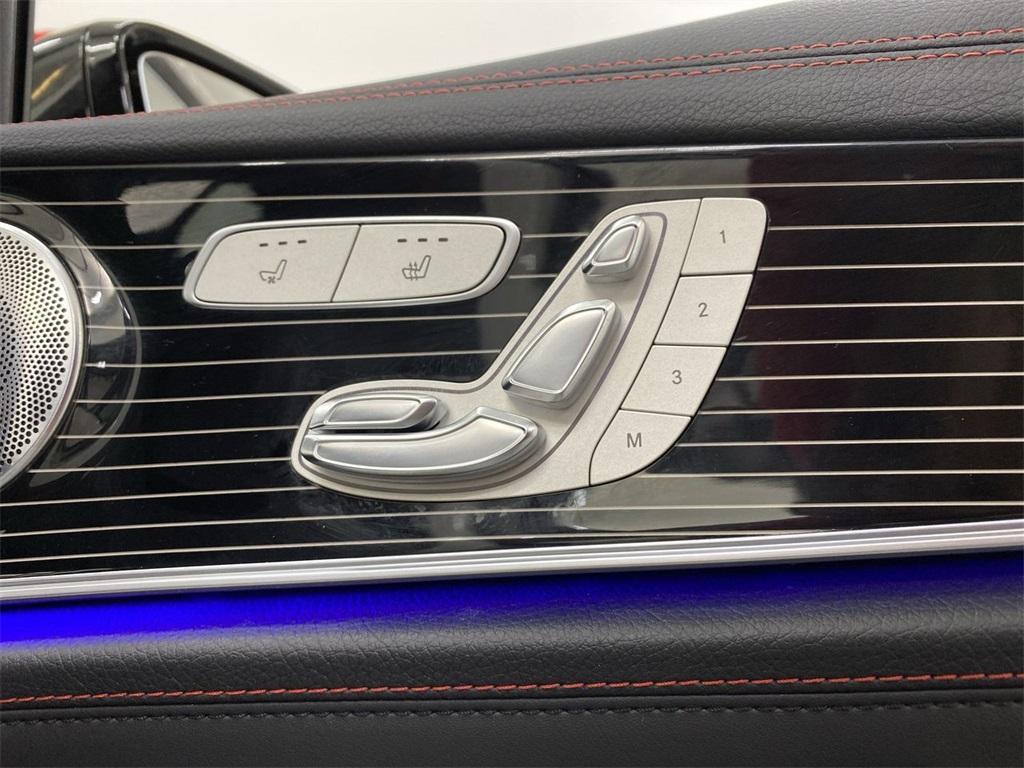 Used 2017 Mercedes-Benz E-Class E 43 AMG for sale $58,888 at Gravity Autos Marietta in Marietta GA 30060 20